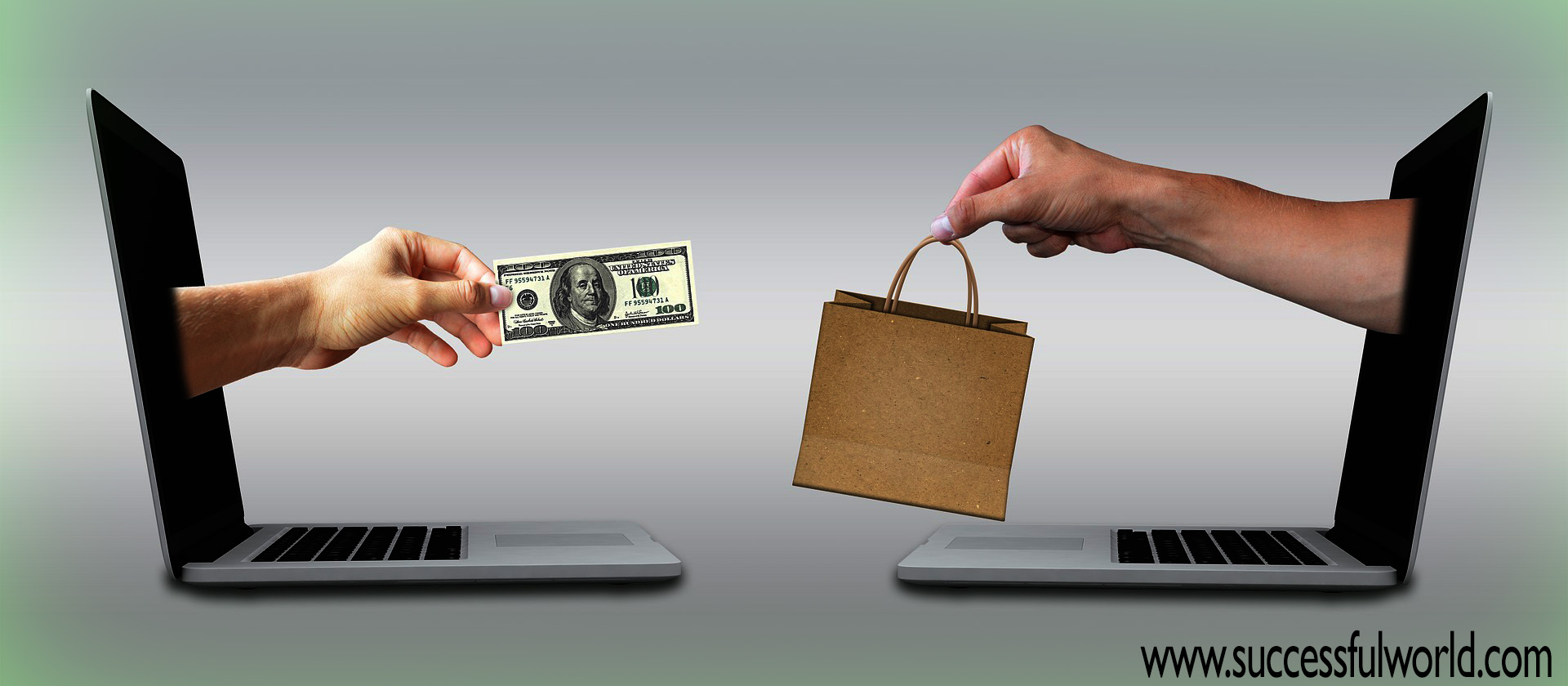 image of an online store