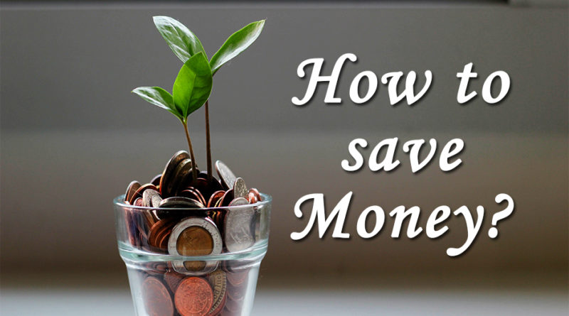 how to save money
