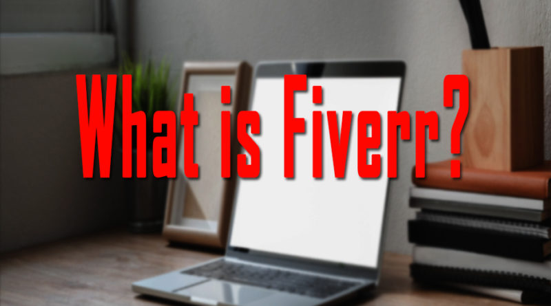 what is fiverr