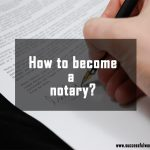 How to become a notary