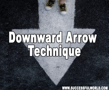 Downward arrow technique
