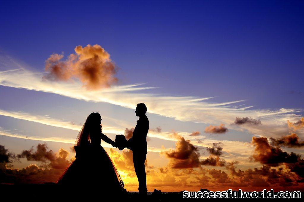 Marrying an older woman creates a stable and secure lifestyle.